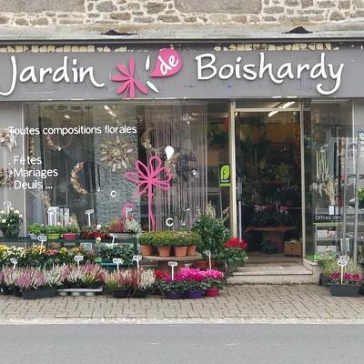 Le jardin de Boishardy - Fleuriste