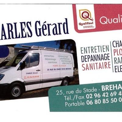 Charles Gérard - Dépannage / Sanitaire / Entretien