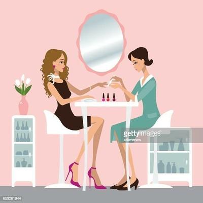 Ouverture d''un salon de beauté
