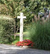 la croix du Château de Launay