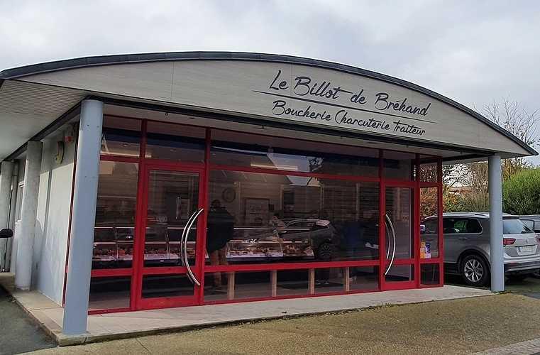 Boucherie Le Billot de Bréhand 0