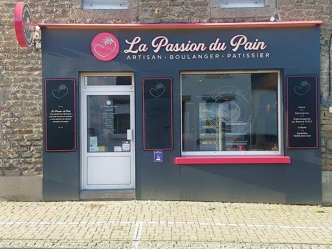 Boulangerie La Passion du Pain 0