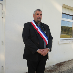 le maire - yves ruffet