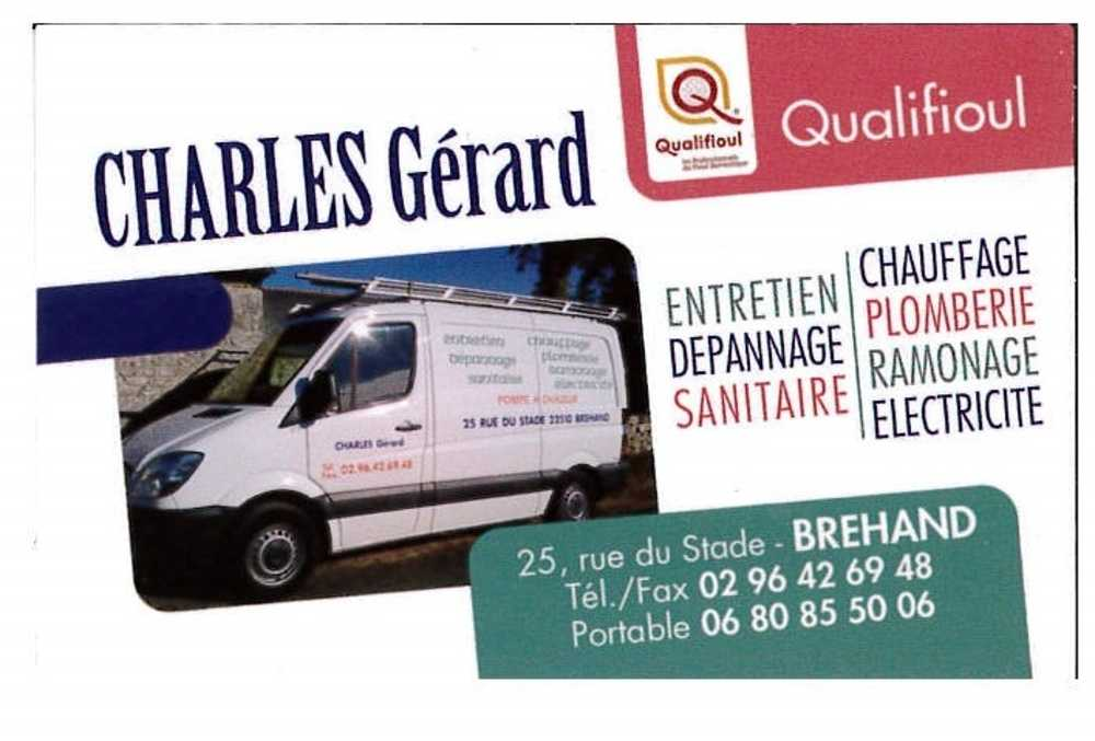 charles gerard - depannage / sanitaire / entretien