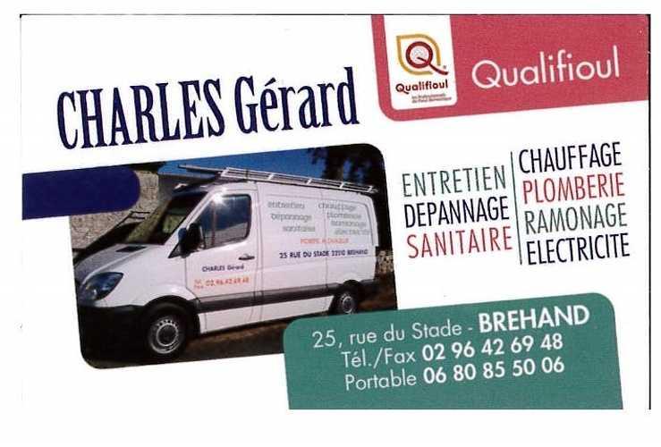 Charles Gérard - Dépannage / Sanitaire / Entretien 0