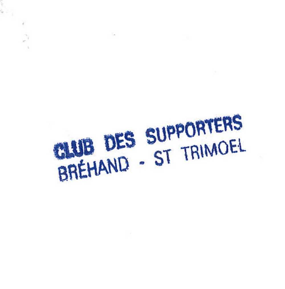 club des supporters de l usbst